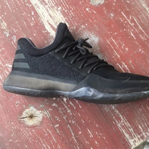 Harden1 basketball shoes worn a few times